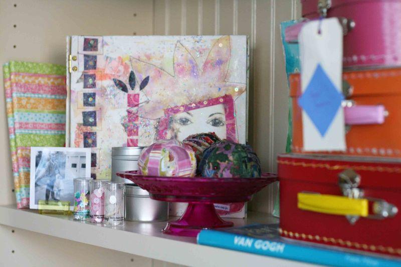 Studio shelf 1